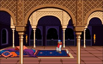 بازی Prince Of Persia 1